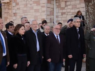 Φωτογραφία για Ο Αντιπεριφερειάρχης Οικονομικής Πολιτικής, Π. Σακελλαρόπουλος, στην εκδήλωση μνήμης στα Σελλά