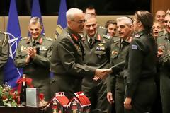 Κοπή Πρωτοχρονιάτικης πίτας του Γενικού Επιτελείου Στρατού