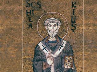 Φωτογραφία για Ο άγιος Ιλάριος επίσκοπος Πικταβίου