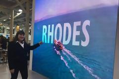 Ρόδος: Το 2019 ήταν η καλύτερη χρονιά στον τουρισμό για τα νησιά του Νότιου Αιγαίου