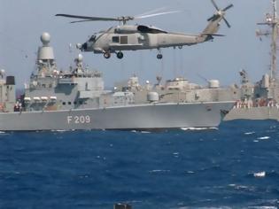 Φωτογραφία για Ναυτική ασπίδα για την αποτροπή μιας τουρκικής πρόκλησης