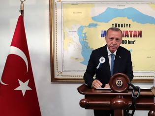 Φωτογραφία για Τουρκία: «Γαλάζια Πατρίδα» με στόχο να «σβήσει» τα ελληνικά νησιά