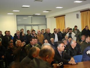 Φωτογραφία για ΚΑΤΟΥΝΑ: Όχι δομή μεταναστών στον ΑΓΡΙΛΟ –Κλείνουν μαγαζιά και συμμετέχουν στο Συλλαλητήριο την Κυριακή 19 Ιανουαρίου 2020!