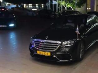 Φωτογραφία για Mercedes-Benz S63 AMG  το καυτό αυτοκίνητο του Μητροπολίτη