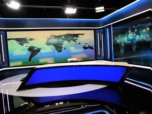 Φωτογραφία για ΕΡΤ:  Εντυπωσιακή η νέα εικόνα των ειδήσεων