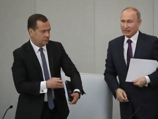 Φωτογραφία για Παραιτήθηκε η κυβέρνηση Μεντβέντεφ - Πολιτική κρίση στην Ρωσία