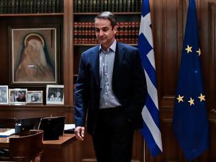 Φωτογραφία για Live το διάγγελμα Μητσοτάκη για τον Πρόεδρο της Δημοκρατίας