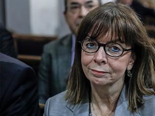 Φωτογραφία για Αικατερίνη Σακελλαροπούλου: Ποια είναι η υποψήφια για την Προεδρία της Δημοκρατίας