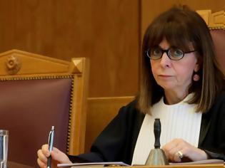 Φωτογραφία για Η Αικατερίνη Σακελλαροπούλου η πρόταση Μητσοτάκη για Πρόεδρος της Δημοκρατίας