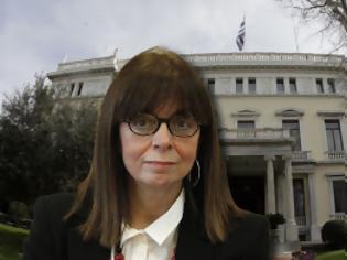 Φωτογραφία για Την Αικατερίνη Σακελλαροπούλου προτείνει ο K.Μητσοτάκης για Πρόεδρο της Δημοκρατίας - Ποια είναι