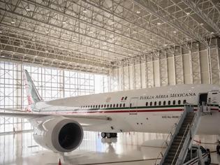 Φωτογραφία για Μεξικό: Στα... αζήτητα προεδρικό αεροσκάφος 130 εκατομ.δολαρίων