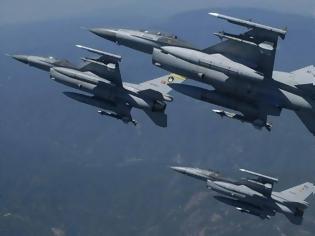 Φωτογραφία για Υπερπτήσεις τουρκικών μαχητικών πάνω από τη νήσο Κίναρο