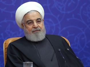 Φωτογραφία για Ροχανί: Η Τεχεράνη εμπλουτίζει τώρα περισσότερο ουράνιο απ' ό,τι πριν από τη συμφωνία του 2015