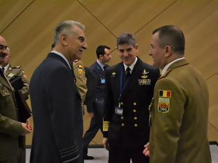Φωτογραφία για Συμμετοχή Αρχηγού ΓΕΕΘΑ στη Σύνοδο της Στρατιωτικής Επιτροπής του ΝΑΤΟ