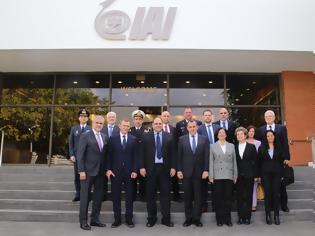 Φωτογραφία για Ολοκλήρωση επίσημης επίσκεψης ΥΕΘΑ κ. Νικόλαου Παναγιωτόπουλου στο Ισραήλ