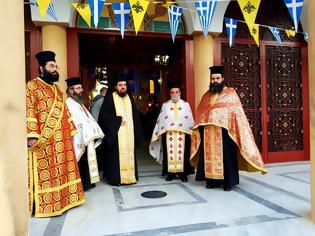 Φωτογραφία για ΚΑΤΟΥΝΑ: Υποδοχή Λειψάνου Αγίου Νικολάου επί τη εορτή του Αγίου Αθανασίου Κατούνας