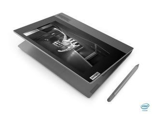 Φωτογραφία για Lenovo ThinkBook Plus: Το εντυπωσιακό laptop με έξτρα οθόνη eInk αλλά ακριβί [CES 2020]