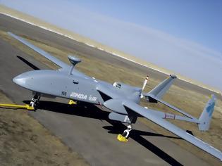 Φωτογραφία για Τα Ισραηλινά UAV Heron 1 έρχονται στην 110 Π.Μ.