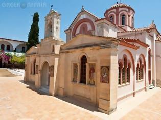 Φωτογραφία για Ιερά Μονή Παναγία Καλυβιανής, Μοίρες Κρήτης