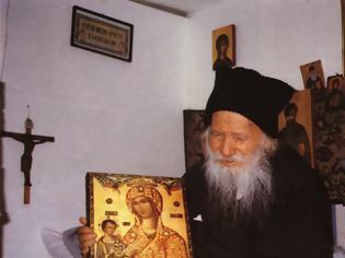 Φωτογραφία για Άγιος Πορφύριος Καυσοκαλυβίτης: «Νά μή μᾶς χωρίζει ἀπ' τόν Χριστό ἡ ἁμαρτία»