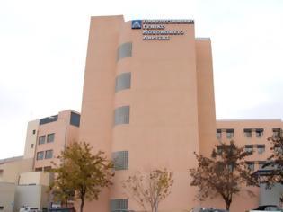 Φωτογραφία για Επείγουσα προκαταρκτική για το περιστατικό με τη σύφιλη στο Πανεπιστημιακό Νοσοκομείο Λάρισας