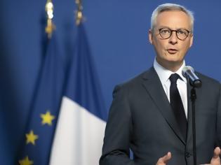 Φωτογραφία για Γαλλία προς ΗΠΑ: Στηρίξτε τον παγκόσμιο «ψηφιακό φόρο»