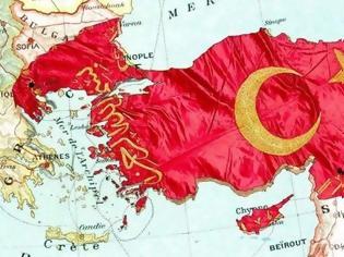 Φωτογραφία για Πόλεμος… με χάρτες : Υπό τουρκική κατοχή Ρόδος, Κύπρος και Χαλκιδική