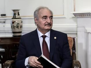 Φωτογραφία για Γερμανικός Τύπος για την επίσκεψη Χαφτάρ στην Αθήνα: «Ο εχθρός της Τουρκίας είναι φίλος της Ελλάδας»