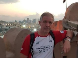 Φωτογραφία για Ευάγγελος Δρόσος «Φτερωτός» γιατρός από τη Σιάτιστα στο Κουβέιτ