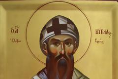 Άγιος Κύριλλος Αλεξανδρείας: ο μεγάλος δογματικός Θεολόγος της Εκκλησίας