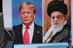 Αγριος καβγάς Τραμπ - Χαμενεΐ: «Να προσέχει τα λόγια του» - «Είσαι κλόουν»