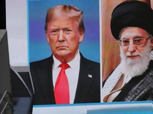 Φωτογραφία για Αγριος καβγάς Τραμπ - Χαμενεΐ: «Να προσέχει τα λόγια του» - «Είσαι κλόουν»