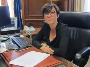 Φωτογραφία για Για πρώτη φορά στην ιστορία γυναίκα επικεφαλής της Πολιτοφυλακής