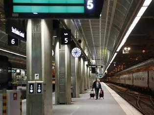 Φωτογραφία για Σουηδία: Εικόνες πορνό αντί για τα δρομολόγια έδειχνε οθόνη σταθμού τρένων στο Κάλμαρ