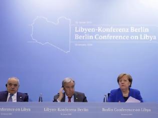 Φωτογραφία για Ολοκληρώθηκε η Διάσκεψη του Βερολίνου για Λιβύη