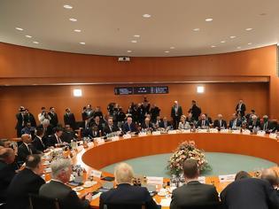 Φωτογραφία για Ολοκληρώθηκε η Διάσκεψη για τη Λιβύη - Τι συμφώνησαν