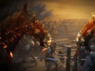 Φωτογραφία για Ο αρχαίος ελληνο-κινεζικός πόλεμος για τα Ουράνια Άλογα ~ Ποιός νίκησε; (βίντεο)