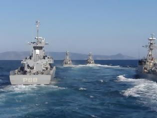 Φωτογραφία για Γιώργος Γεραπετρίτης: «Αν μπει τουρκικό ερευνητικό σκάφος στην ελληνική υφαλοκρηπίδα θα απαντήσουμε»