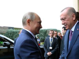 Φωτογραφία για Τουρκική εφημερίδα: Η Ρωσία σχεδιάζει να αναγνωρίσει το ψευδοκράτος με τα κατάλληλα ανταλλάγματα