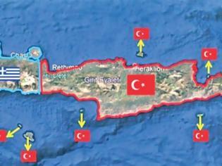 Φωτογραφία για Σε παράκρουση η Τουρκία για την Κρήτη: Είπαν στον Ερντογάν ότι ελληνικά είναι μόνο τα Χανιά