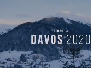 Φωτογραφία για Παγκόσμιο Οικονομικό Φόρουμ Νταβός 2020: Με Τραμπ και Τούνμπεργκ ανοίγει αύριο η αυλαία