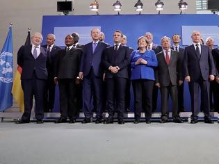 Φωτογραφία για Διάσκεψη για τη Λιβύη: Τα γερμανικά ΜΜΕ αποθεώνουν την «ειρηνοποιό Μέρκελ»