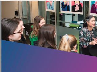 Φωτογραφία για Μαθητική Ημερίδα του Perimeter : Εμπνέοντας τις νέες γυναίκες στην Επιστήμη στο ΚΠΙΣΝ