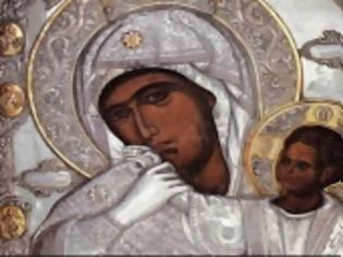 Φωτογραφία για 13065 - Ιστορία της εικόνας της Παναγίας της Παραμυθίας και θαυμαστά γεγονότα (21 Ιανουαρίου Σύναξη της Υπεραγίας Θεοτόκου της Παραμυθίας)