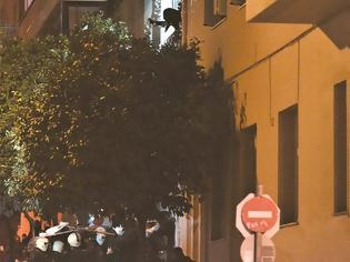 Φωτογραφία για Καταλήψεις στην Αθήνα: Ποια είναι τα «παιδιά των πλουσίων» που ρίχνουν τσιμεντόλιθους