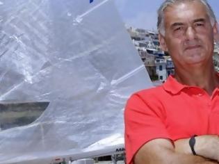 Φωτογραφία για Νοσηλεύεται σε κρίσιμη κατάσταση μετά από τροχαίο ο Ολυμπιονίκης της ιστιοπλοϊας Τάσος Μπουντούρης