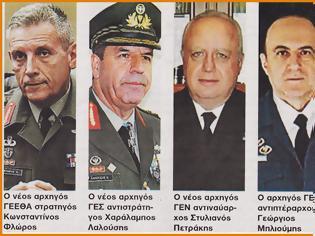 Φωτογραφία για Τι σημαίνουν για την άμυνα της χώρας οι αλλαγές στην ηγεσία των ΕΔ