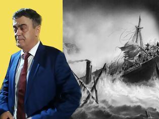 Φωτογραφία για ΚΩΣΤΑΣ ΤΡΙΑΝΤΑΚΩΝΣΤΑΝΤΗΣ: Το καράβι το έριξαν στα βράχια!! -Ο Δήμος Ακτίου- Βόνιτσας βρίσκεται σε τραγική Οικονομική Κατάσταση!!