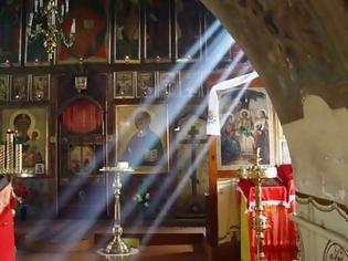 Φωτογραφία για Η σειρά των βαθμίδων στις οποίες ανυψώνεται ο πιστός κατά τη Θεία Λειτουργία(Άγιος Μάξιμος ο Ομολογητής)