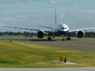 Φωτογραφία για Boeing 777X: Έτοιμο για την παρθενική πτήση! video
